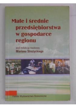 Małe i średnie przedsiębiorstwa w gospodarce regionu