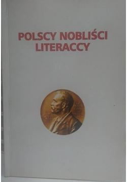 Polscy nobliści literaccy