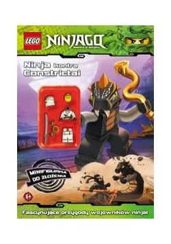 Lego Ninjago Ninja kontra Constrictai