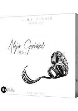T.I.M.E Stories: Aleja Gwiazd REBEL