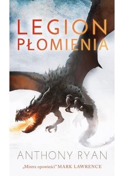 Draconis Memoria T.2 Legion płomienia