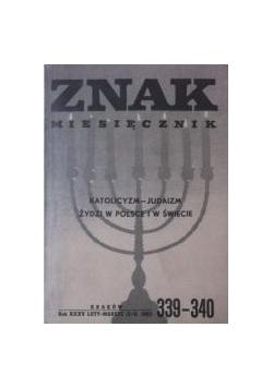 ZNAK miesięcznik, luty-marzec 1983, (2-3)