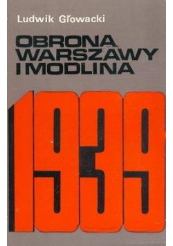 Obrona Warszawy i Modlina 1939