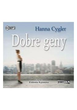 Dobre geny audiobook