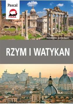 Przewodnik ilustrowany - Rzym i Watykan w.2017