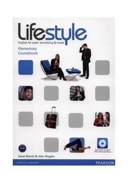 Lifestyle Elementary Coursebook + CD