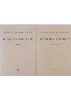 Rośliny polskie, Część I-II