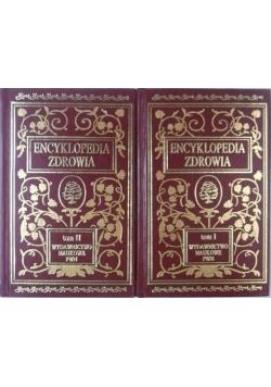 Encyklopedia zdrowia Tom I-II