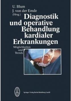 Diagnostik und operative Behandlung kardialer Erkrankungen