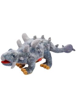 Stegozaur szary 71cm