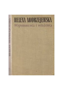 Wspomnienia i wrażenia/Na scenie krakowskiej