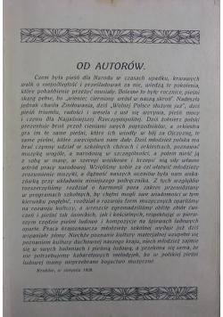 Melodje część II ,1928r.
