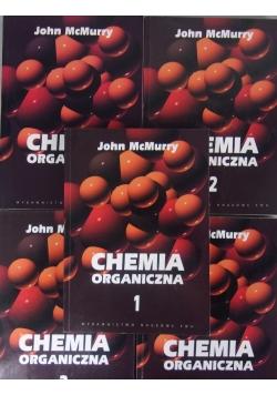 Chemia organiczna Tom 1-5