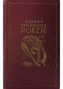 Poezje, tom I, 1929r.