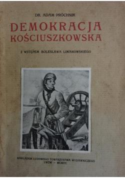 Demokracja Kościuszkowska  ,1920r.
