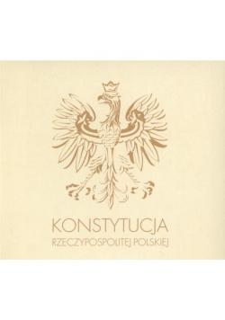 Konstytucja Rzeczypospolitej Polskiej (książka+CD)