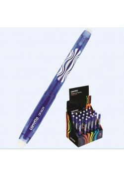 Długopis wymazywalny GR-1609 nieb. (24szt) CORETTO