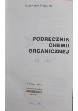 Podręcznik chemii organicznej