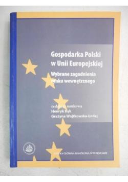 Gospodarka Polski w Unii Europejskiej