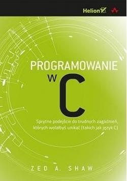 Programowanie w C