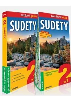 Explore! guide Sudety 2w1 Przewodnik w.II