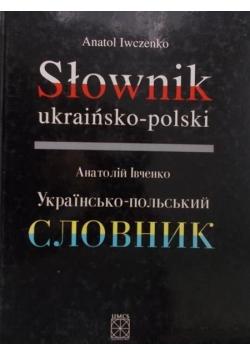 Iwczenko Anatol - Słownik ukraińsko-polski
