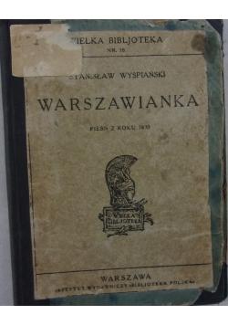 Warszawianka, 1831 r.
