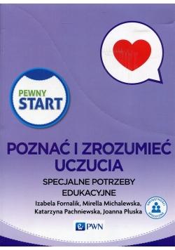 Pewny Start Poznać i zrozumieć uczucia Specjalne potrzeby edukacyjne Pakiet