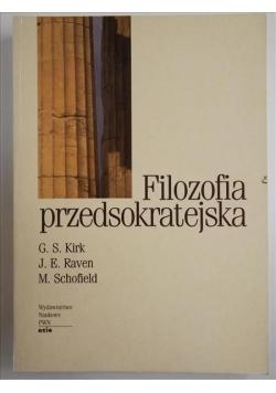 Kirk, Raven, Schofield - Filozofia przedsokratejska