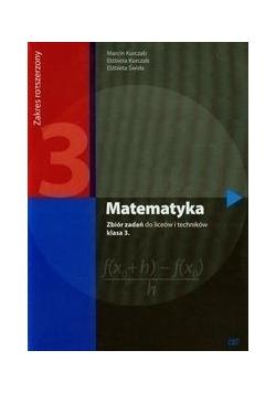 Matematyka 3 Zbiór zadań Zakres rozszerzony, Nowa
