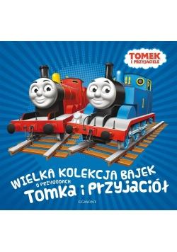 Wielka kolekcja bajek o przygodach Tomka i przyj.