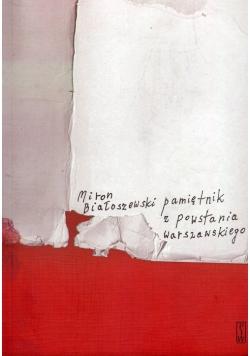 Pamietnik z Powstania Warszawskiego