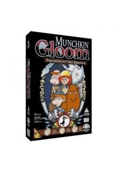 Munchkin Gloom BLACK MONK