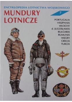 Encyklopedia lotnictwa wojskowego: Mundury lotnicze 7