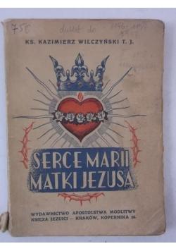 Serce Marii Matki Jezusa, 1946 r.