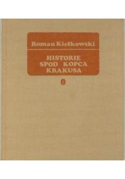 Historie spod Kopca Krakusa