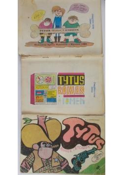 Tytus, Romek i A'tomek, zestaw 3 książek