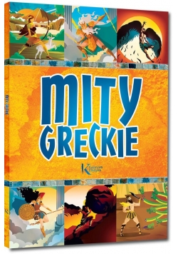 Mity greckie kolor BR GREG