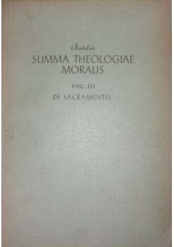 Summa theologiae moralis, vol. III