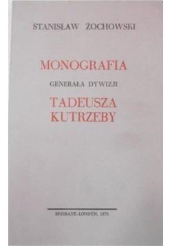 Monografia generała dywizji Tadeusza Kutrzeby