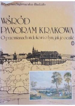 Wśród panoram Krakowa