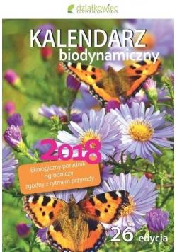 Kalendarz biodynamiczny 2018