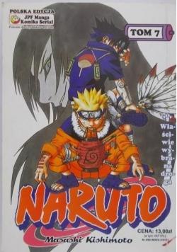 Kishmoto Masashi - Naruto, tom 7