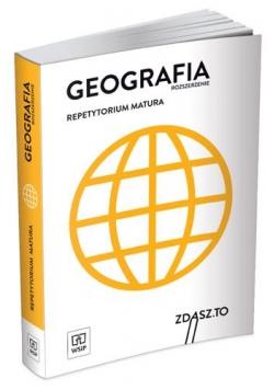 Repetytorium matura 2018. Geografia ZR WSiP