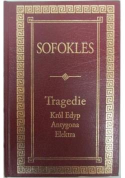 Tragedie. Król Edyp / Antygona / Elektra
