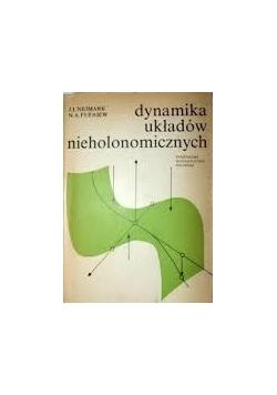 Dynamika układów nieholonomicznych