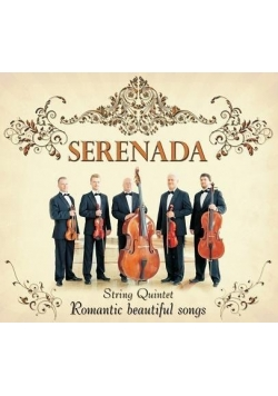 Serenada. String Quintet CD