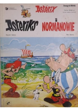 Gościnny - Asterix i Normanowie