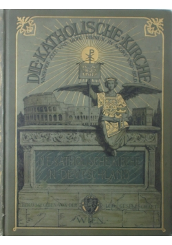 Die Katholische Kirche In Deutschland, 1900 r.