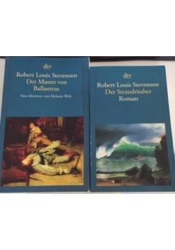Der Master von Ballantrae/Der Strandrauber